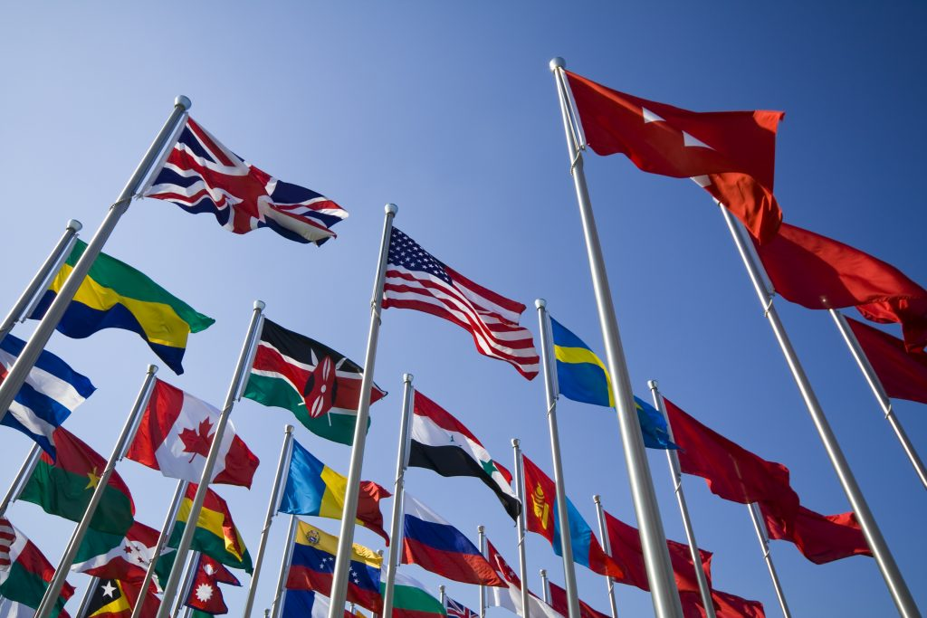 Creating a Multilingual website